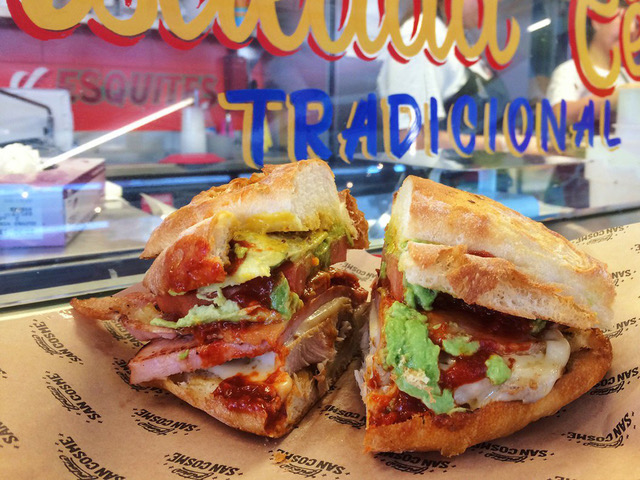 Traditional Tortas